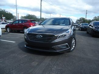 2015 Hyundai Sonata 2.4L Limited SEFFNER, Florida 4