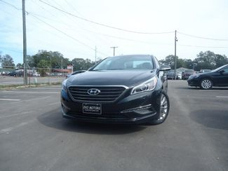 2015 Hyundai Sonata Limited. PANORAMIC. NAVIGATION SEFFNER, Florida 6