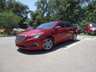 2015 Hyundai Sonata 2.4L SE SEFFNER, Florida 4