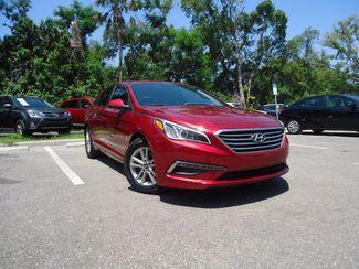 2015 Hyundai Sonata 2.4L SE SEFFNER, Florida 8