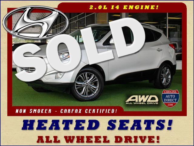 2015 Hyundai Tucson SE AWD - HEATED SEATS! Mooresville , NC 0