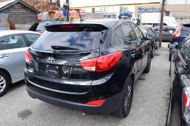 2015 Hyundai Tucson GLS Richmond Hill, New York 8