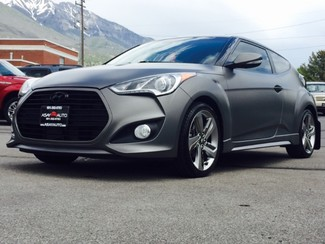 2015 Hyundai Veloster Turbo 6MT LINDON, UT