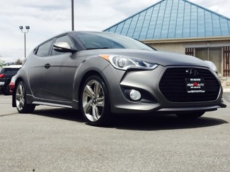 2015 Hyundai Veloster Turbo 6MT LINDON, UT 4
