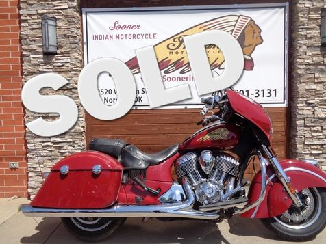 2015 Indian Chieftain  in Tulsa, Oklahoma