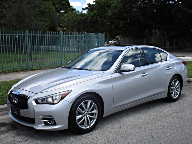 2015 Infiniti Q50 Come and visit us at oceanautosalescom for our expanded inventoryThis offer ex