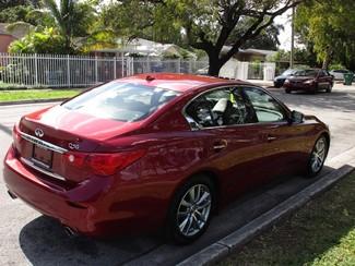 2015 Infiniti Q50 Miami, Florida 4