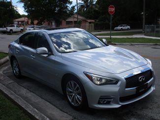 2015 Infiniti Q50 Miami, Florida 5