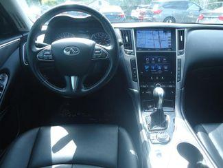 2015 Infiniti Q50 Premium AWD. NAVIGATION SEFFNER, Florida 23