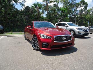 2015 Infiniti Q50 Sport SEFFNER, Florida 9