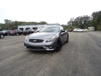2015 Infiniti Q60 Coupe S Limited SEFFNER, Florida