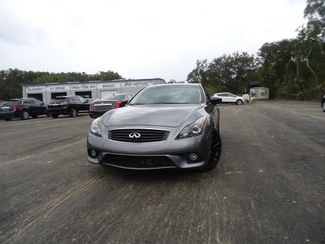 2015 Infiniti Q60 Coupe S Limited SEFFNER, Florida 7