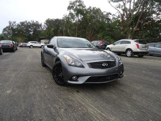 2015 Infiniti Q60 Coupe S Limited SEFFNER, Florida 8