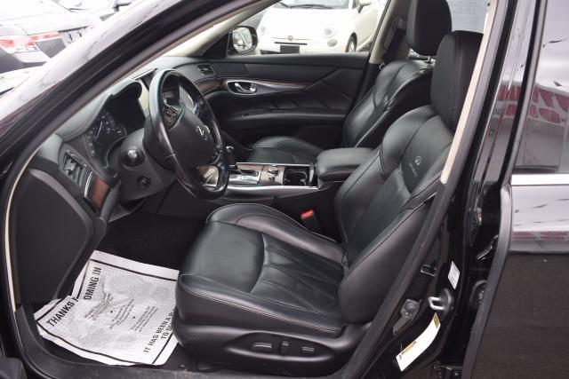 2015 Infiniti Q70L 4dr Sdn V6 AWD Richmond Hill, New York 12