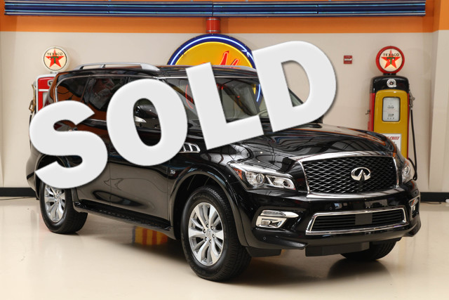 2015 Infiniti QX80 This Carfax 1-Owner 2015 Infiniti QX80 is in great shape with only 37 912 mile
