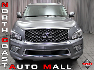 2015 Infiniti QX80 4WD 4dr in Akron, OH