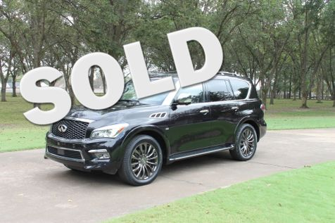 2015 Infiniti QX80 Limited AWD MSRP $89945  in Marion, Arkansas