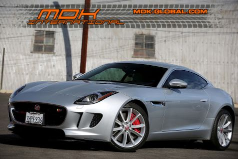 2015 Jaguar F-TYPE V6 S - Supercharged - PERFORMANCE PACK S in Los Angeles