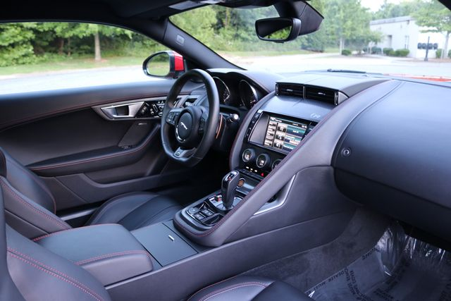 2015 Jaguar F-TYPE V8 R Mooresville, North Carolina 16