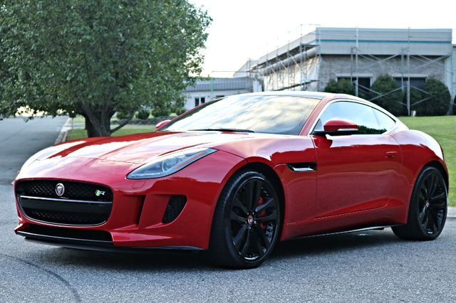 2015 Jaguar F-TYPE V8 R Mooresville, North Carolina 2