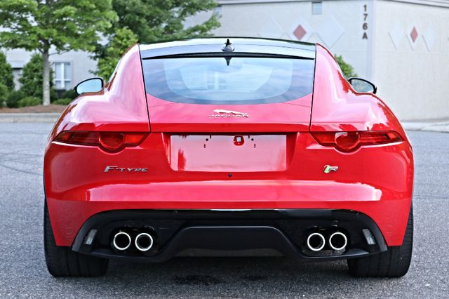 2015 Jaguar F-TYPE V8 R Mooresville, North Carolina 5