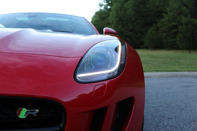 2015 Jaguar F-TYPE V8 R Mooresville, North Carolina 65