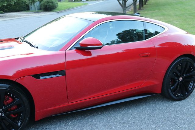 2015 Jaguar F-TYPE V8 R Mooresville, North Carolina 68