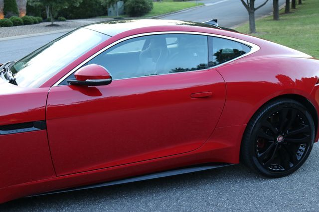 2015 Jaguar F-TYPE V8 R Mooresville, North Carolina 69