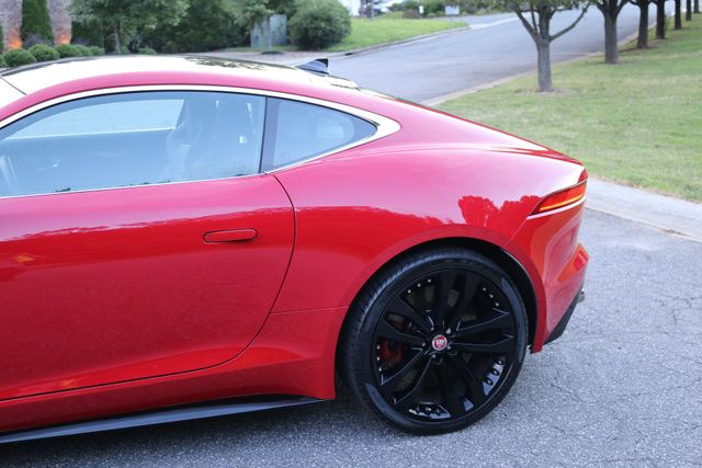 2015 Jaguar F-TYPE V8 R Mooresville, North Carolina 70