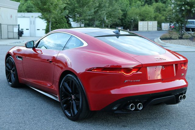 2015 Jaguar F-TYPE V8 R Mooresville, North Carolina 72