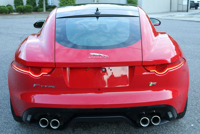 2015 Jaguar F-TYPE V8 R Mooresville, North Carolina 74