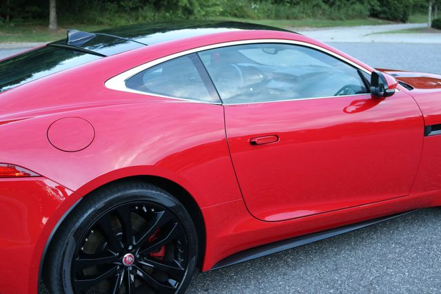 2015 Jaguar F-TYPE V8 R Mooresville, North Carolina 78