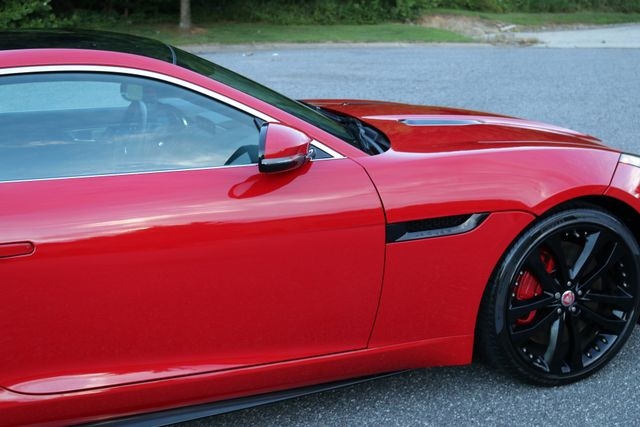 2015 Jaguar F-TYPE V8 R Mooresville, North Carolina 80