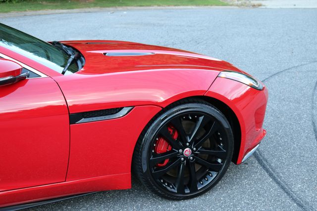 2015 Jaguar F-TYPE V8 R Mooresville, North Carolina 81