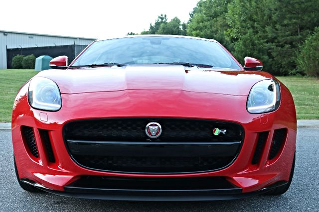 2015 Jaguar F-TYPE V8 R Mooresville, North Carolina 61