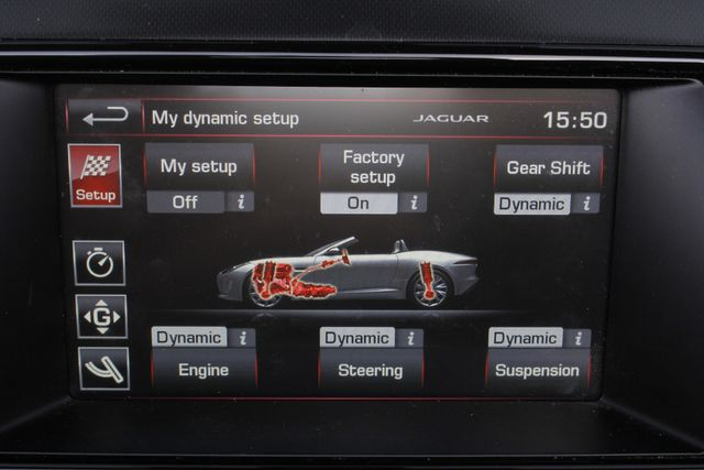 2015 Jaguar F-TYPE V8 S RWD - PERFORMANCE & PREMIUM PKGS! Mooresville , NC 32