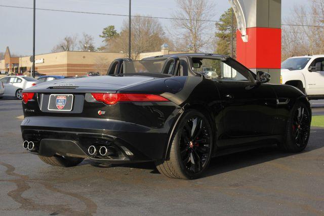 2015 Jaguar F-TYPE V8 S RWD - PERFORMANCE & PREMIUM PKGS! Mooresville , NC 21