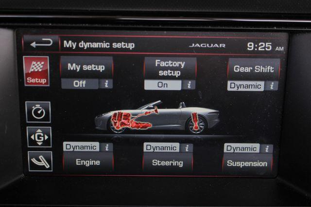 2015 Jaguar F-TYPE V8 S RWD - PERFORMANCE & PREMIUM PKGS! Mooresville , NC 38