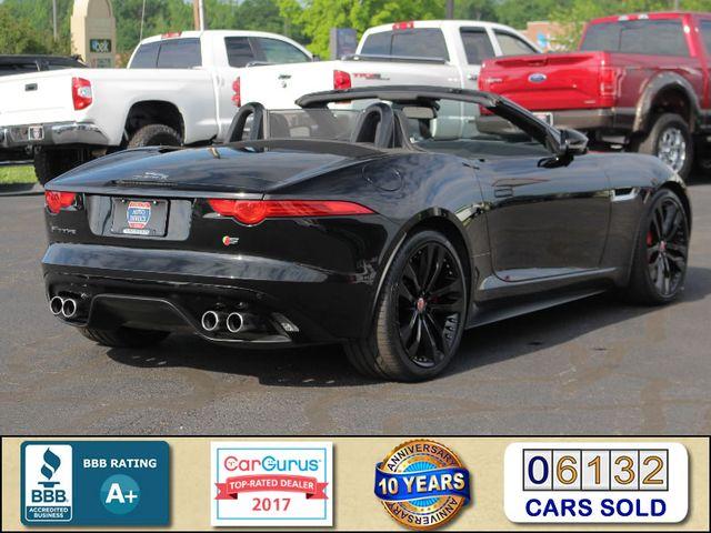 2015 Jaguar F-TYPE V8 S RWD - PERFORMANCE & PREMIUM PKGS! Mooresville , NC 2