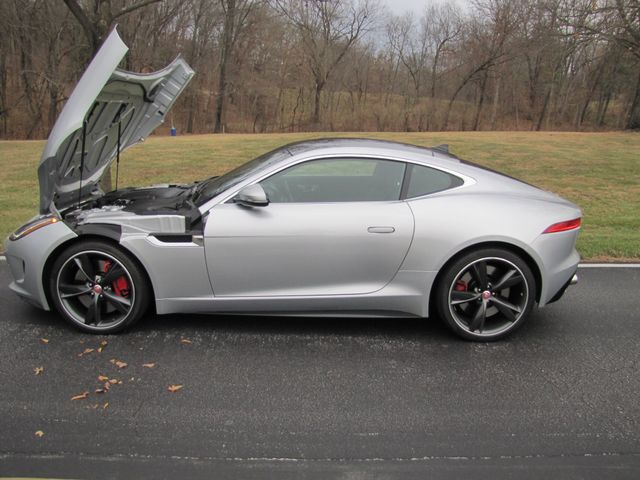 2015 Jaguar F-TYPE R  JAGUAR CERTIFIED 100k Warranty St. Louis, Missouri 15