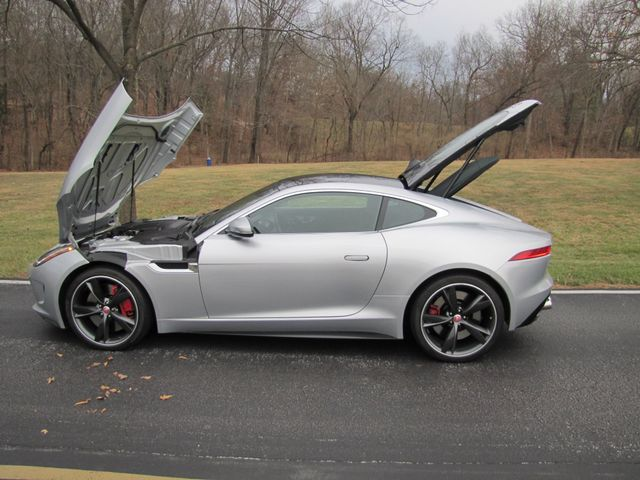 2015 Jaguar F-TYPE R  JAGUAR CERTIFIED 100k Warranty St. Louis, Missouri 17