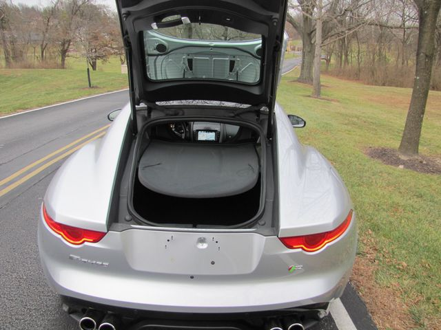 2015 Jaguar F-TYPE R  JAGUAR CERTIFIED 100k Warranty St. Louis, Missouri 18