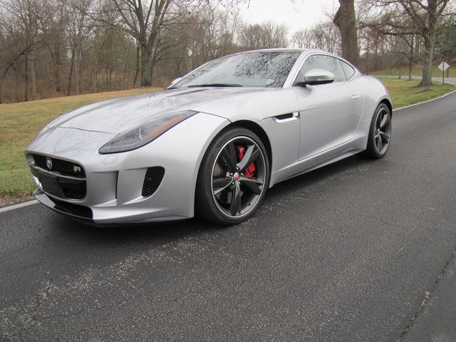 2015 Jaguar F-TYPE R  JAGUAR CERTIFIED 100k Warranty St. Louis, Missouri 3