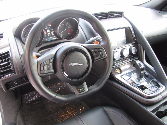 2015 Jaguar F-TYPE R  JAGUAR CERTIFIED 100k Warranty St. Louis, Missouri 5
