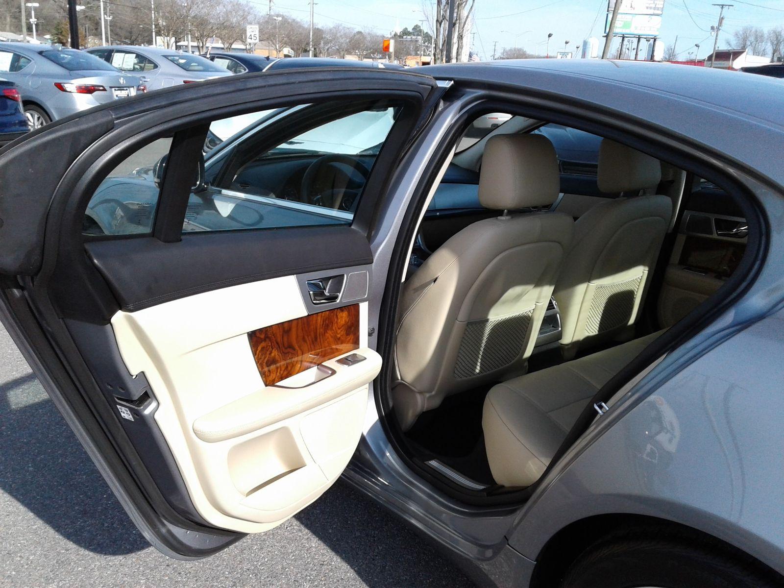 car jaguar the xf sedan review brit artistry black