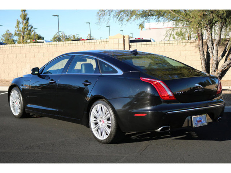 2015 Jaguar XJL Supercharged RWD  in Las Vegas, NV