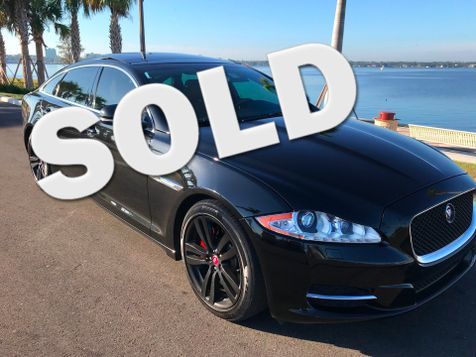 2015 Jaguar XJL Portfolio SUPERCHARGED in Palmetto, FL