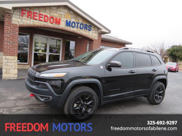 2015 Jeep Cherokee Trailhawk | Abilene, Texas | Freedom Motors  in Abilene Texas
