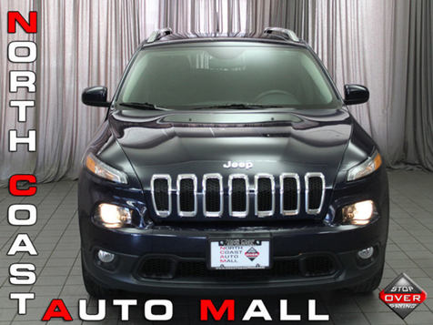 2015 Jeep Cherokee Latitude in Akron, OH