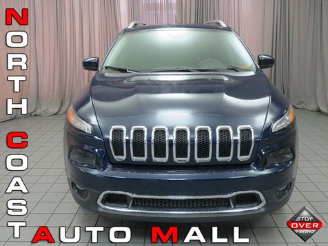 2015 Jeep Cherokee Limited in Akron, OH